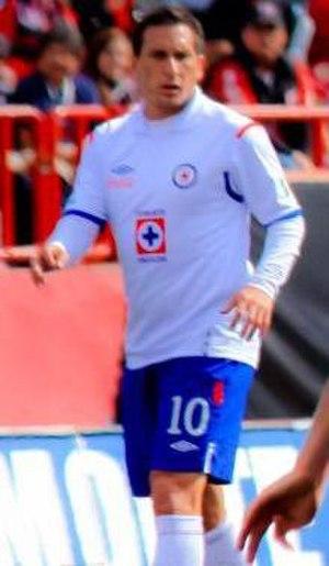 """Christian Giménez (footballer, born 1981) - Image: Christian """"Chaco"""" Giménez"""