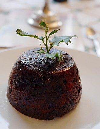Christmas pudding - Christmas pudding