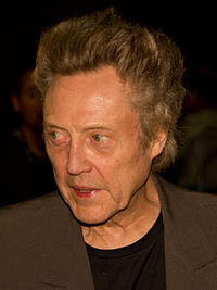 Christopher Walken på Toronto International Film Festival 2012.