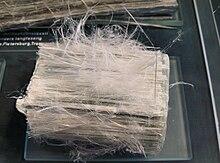 White Asbestos Simple English Wikipedia The Free