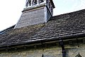 Church of St Andrew, Nuthurst, West Sussex - Horsham Stone nave roof.jpg