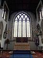 Church of St John, Finchingfield Essex England - Chancel sanctuary.jpg