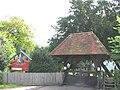 Churchyard of St Mary Parish Church, East Barnet - geograph.org.uk - 6740.jpg