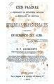 Cien paginas a proposito de opiniones legales - Domingo F. Sarmiento.pdf