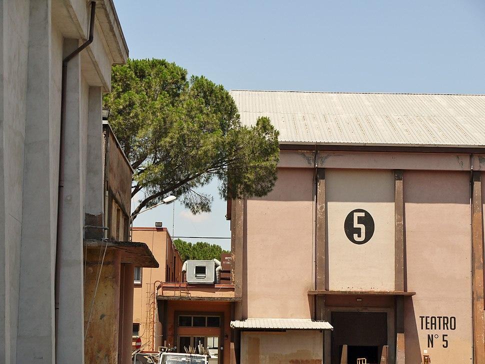 Cinecittà - Teatro 5