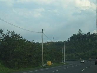 Cikampek–Purwakarta–Padalarang Toll Road - Cipularang Toll Road KM 91