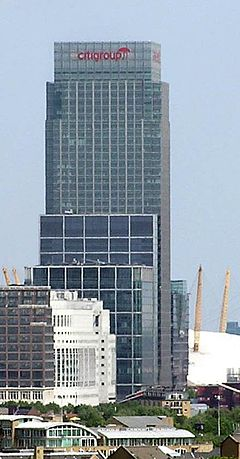 Citigroup Centre, London