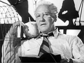 Erskine Sanford - Erskine Sanford in the ''Citizen Kane'' trailer (1940)