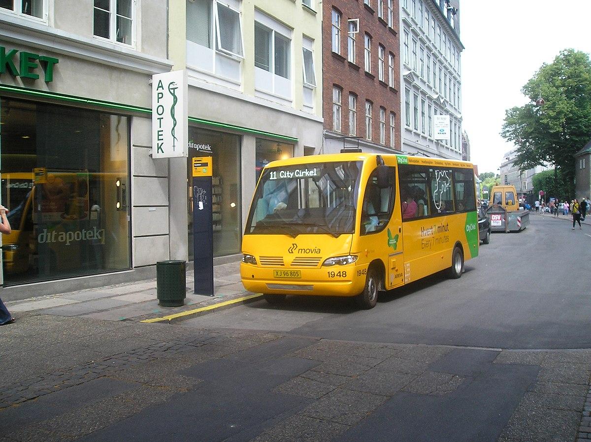 betaling i bus københavn