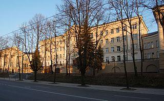 National M. K. Čiurlionis School of Art school
