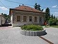Civic house. Flower bed. - 56 Fő Street, Torbágy.jpg