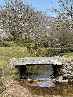 Clapper bridge