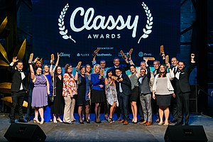 Classy (company) - Image: Classy Awards 2017 Winners