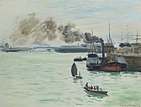 Claude Monet - Vue d'un port.jpg