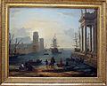 Claude lorrain, porto di mare, effetto di nebbia, 1646.JPG