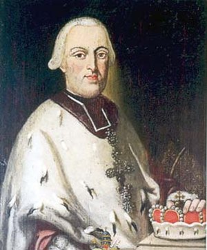 Prince-Provost - Clemens Wenceslaus of Saxony, last Prince-Provost of Ellwangen