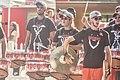 Cleveland Browns Drumline (29137284805).jpg