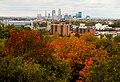 Cleveland Skyline in Autumn (15586206721).jpg