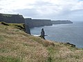 Cliffs of Moher - O'Briens Tower bis Hag's End - panoramio (1).jpg