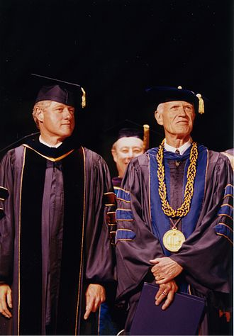 Charles E. Young - Clinton and Young at UCLA