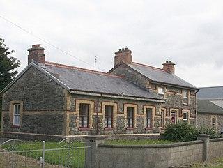 Clonmany railway station