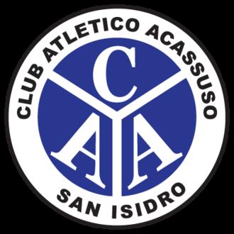 Club Atlético Acassuso - Image: Club acassuso logo