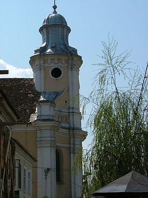 Transfiguration Cathedral, Cluj-Napoca - Cluj-Napoca Greek-Catholic Cathedral