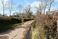 Clyst Hydon, entrance to Peradon Farm - geograph.org.uk - 134872.jpg