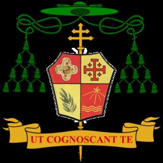 Maroun Elias Nimeh Lahham 21st-century Roman Catholic archbishop