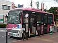 CoCo Bus at Higashi-Koganei Station.jpg
