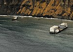Coast Guard conducts pollution survey of grounded tug and barge 121114-G-KL864-001.jpg