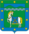 Coat of Arms of Kurganinsk rayon (Krasnodar krai).png