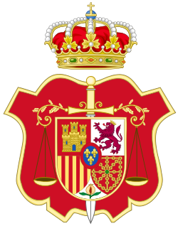 Coat of Arms of the General Council of the Judicial Power of Spain.svg