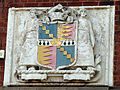 Coat of arms of Birmingham on Carnegie Welfare Institute - Bloye.jpg