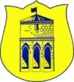 Coat of arms of Gorodovikovsk.png