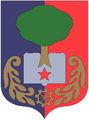 Coat of arms of Pápa 1974-1989.png