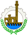 Coat of arms of Qalubiya Governorate.PNG