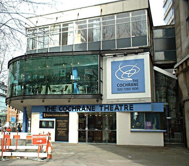 Jeanetta Cochrane Theatre