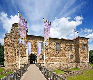Colchester Castle Norman castle in Colchester, United Kingdom