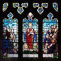 Coleraine St Patrick's Church Window W05 Second World War Memorial 2014 09 13.jpg