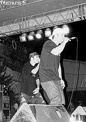 I Colle der Fomento in concerto nel 2007.