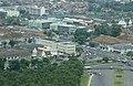 Collectie NMvWereldculturen, TM-20020681, Dia- Oud en nieuwbouw rond het Merdeka plein in Jakarta, Java., Henk van Rinsum, 1980.jpg