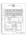 Colonel Paul Wentworth House, Dover Street (moved to MA, Dover), Dover, Strafford County, NH HABS NH,9-SALFA,1- (sheet 2 of 41).png