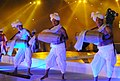 Colorful cultural performance by artistes, on the occasion of the 12th South Asian Games-2016, at Indira Gandhi Athletics Stadium, in Guwahati, Assam on February 05, 2016 (1).jpg
