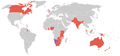Commonwealth games 1994 countries map.PNG