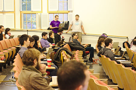 Community Data Science Workshop (Fall 2014) at University of Washington 02.jpg