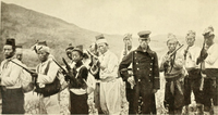 Company of Korean rebels 1907 by F.A. McKenzie from Tragedy of Korea losslessrotate0 35cropped.png