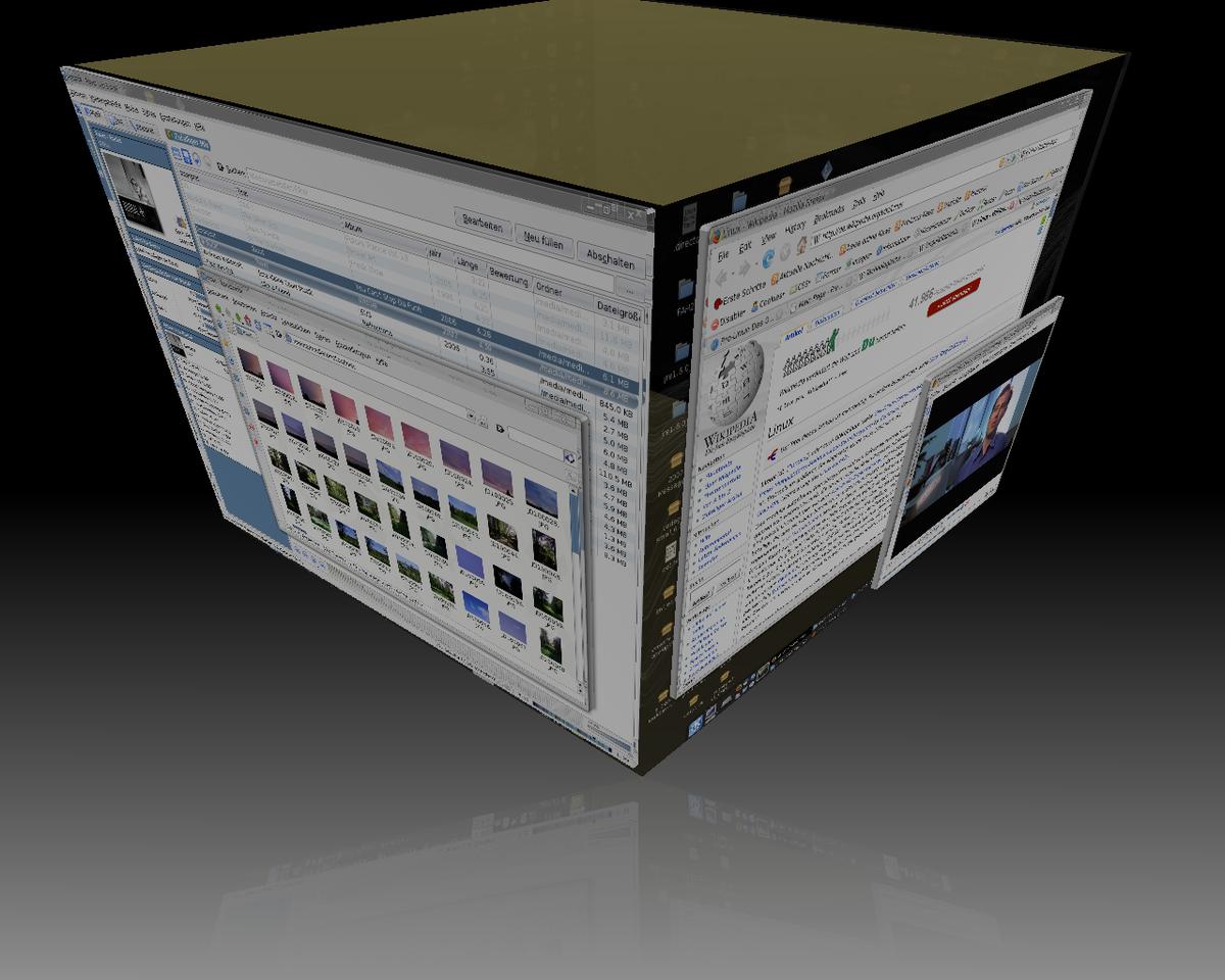 Virtual desktop - Wikipedia