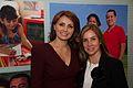 Con la Sra. María del Pilar González de Torre Presidenta del Patronato de Tamaulipas. (8538805785).jpg