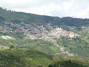 Concordia, Antioquia - Image: Concordia Antioquia